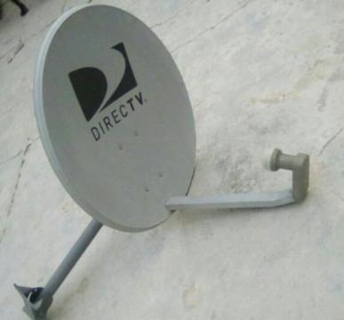 Antena Directivi Con Dnl Doble Para Hd Y Normal De Montar
