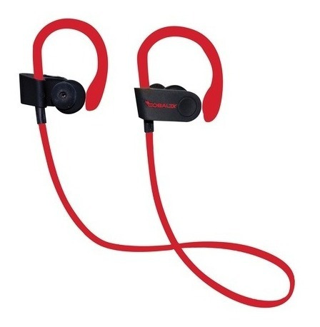 Fone De Ouvido Bluetooth Cobaltx Zero Grav Resistente Suor