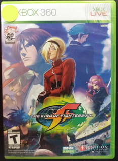 The King Of Fighters Xii (12) Xbox One Infinity Games