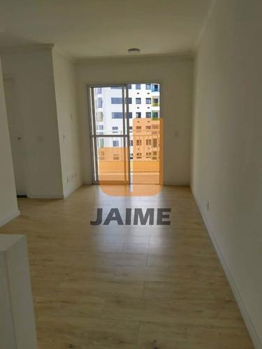 Excelente Apartamento De 2 Dormitórios, 1 Vaga, Sacada Em Condomínio Na Santa Maria! Km 21 Da Raposo - Ja17646