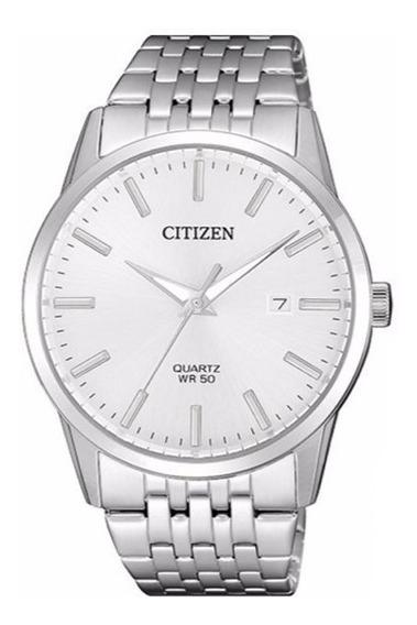 Relógio Citizen Masculino Prata Yz20948q