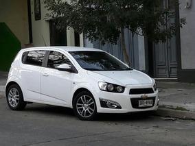 Chevrolet Sonic Lt 2013 Permuto Financio 30.000 Klm