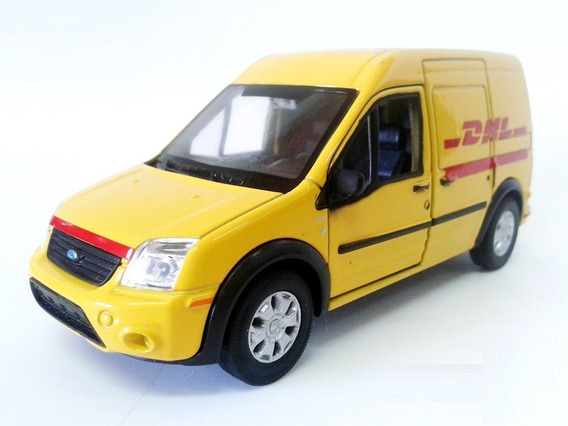 Camioneta Ford Transit Connect Coleccion Metal Esc1:36