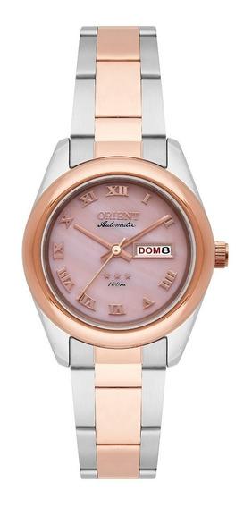Relógio Orient Feminino Automatico 559tr009 + Nfe