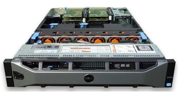 Servidor Dell R720 2x Intel Xeon Decacore 256gb Ram 16tb Hd