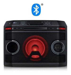 Equipo Minicomponente Teatro Lg Ol 45 Ol45 Bluetooth