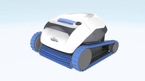 Imagen 1 de 7 de Robot Limpia Piscinas Dolphin S50 Hidraulica Rubber