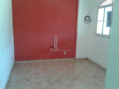 Excelente Casa De 1 Quarto Em Vicente De Carvalho - 76180