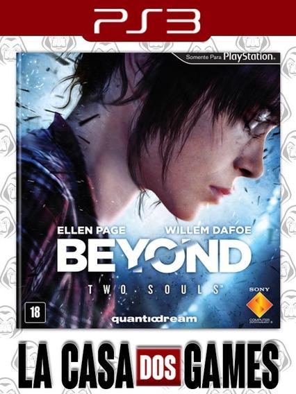 Beyond Two Souls - Inglês - Psn Ps3 - Envio Imediato