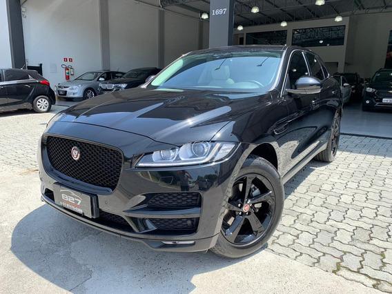 Jaguar F-pace 2.0 Ingenium Prestige Awd Aut 2018
