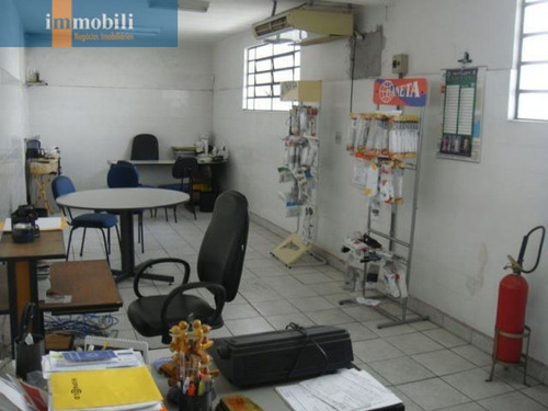 Oportunidade De Galpões Vila Monumento!!! - Ze50652