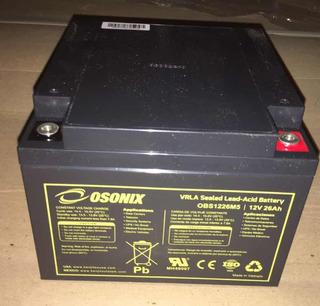 Tarima Con 10 Baterías Obs1226m5