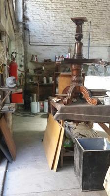 Lustre Y Restauracion De Muebles Antiguos De Estilo