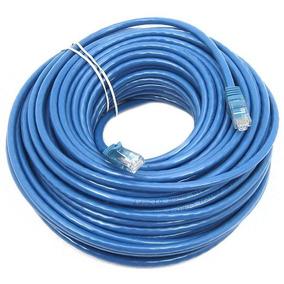 Cabo De Rede Ethernet 30 Metros Internet Pronta Entrega