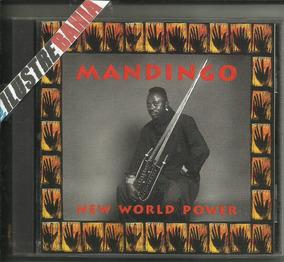 Cd Mandingo New World Power (ed. U.s.a 1990)