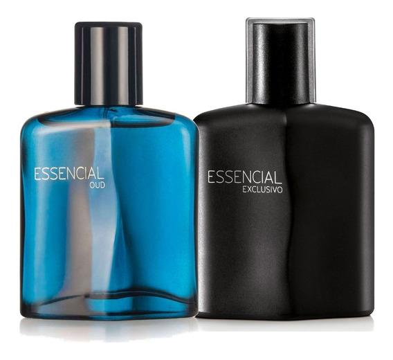 Dois Perfumes Natura Essencial Produtos Originais