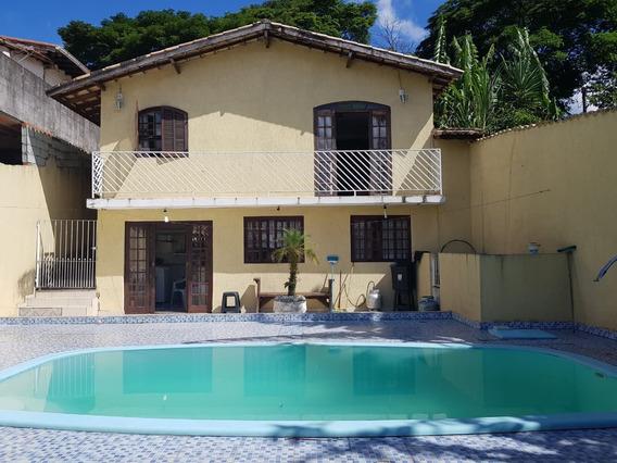 Casa Para Venda 320m² - Jardim Novo Embu - Embu Das Artes - 284 - 33914856