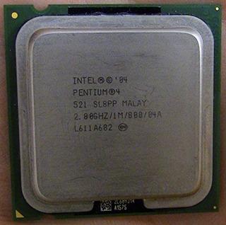 Procesadores De Cpu,intel Pentium 4 521 2.8ghz 800mhz Cp..