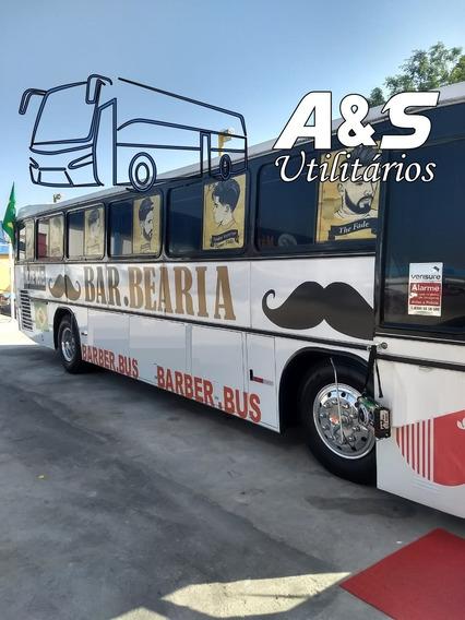 Ônibus 371 Barbearia Móvel Super Oferta Confira!! Ref.86