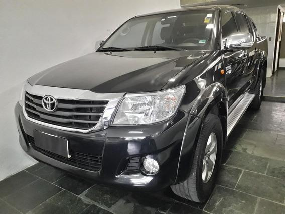 Toyota Hilux Sr Cab. Dupla 4x2 Aut.