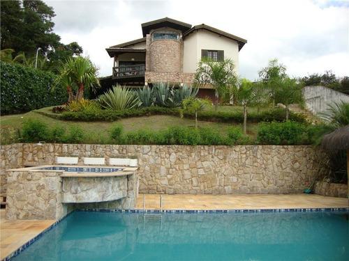 Chácara Com 4 Dormitórios À Venda, 3000 M² Por R$ 2.990.000,00 - Monterrey - Louveira/sp - Ch0119