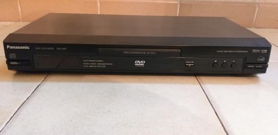 Dvd Panasonic S25 En Excelente Estado!