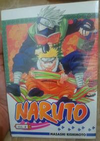 Mangás Naruto - Primeira Edição Panini (vol. 3, 20, 21 E 46)