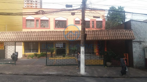 Galpão Para Locação Em São Paulo, Santo Amaro - Gl055_2-1014967