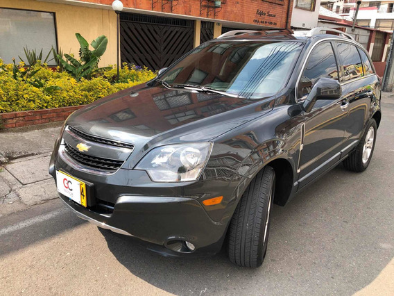 Chevrolet Captiva Sport 3.0 4*4 At