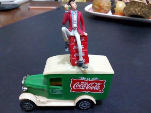2 Miniaturas Da Coca- Cola.