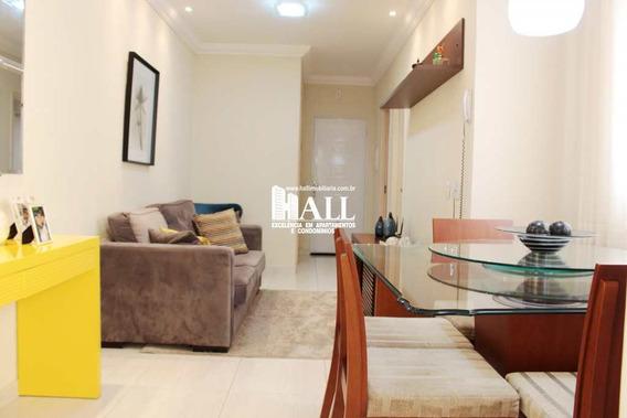 Casa De Condomínio Com 2 Dorms, Condomínio Residencial Parque Da Liberdade Iv, São José Do Rio Preto - R$ 197.000,00, 60m² - Codigo: 2780 - V2780
