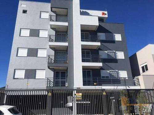 Apartamento Com 2 Dormitórios À Venda, 62 M² Por R$ 179.000,00 - Nossa Senhora Da Saúde - Caxias Do Sul/rs - Ap0307