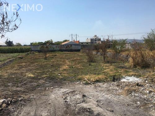 Imagen 1 de 10 de Terreno En Venta, Cuautla, Mor.