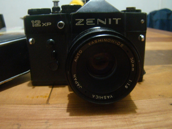 Câmera Fotográfica Zenit 12 Xp Para Consertar , Made In Ussr
