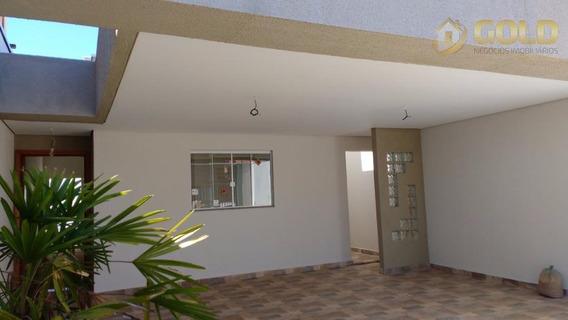 Casa Com 3 Dormitórios À Venda, 108 M² Por R$ 380.000 - Alto Do Mirante - Paulínia/sp - Ca0204