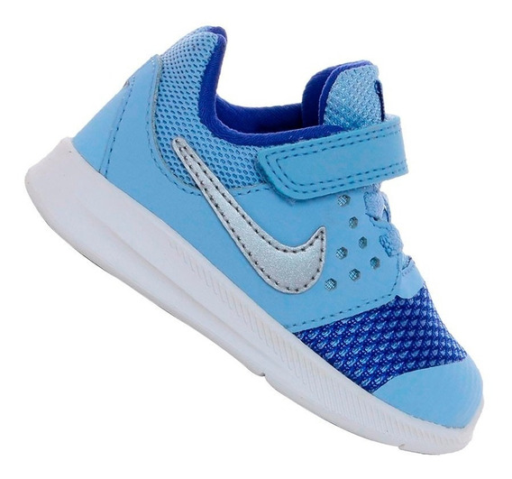 Tênis Nike Infantil Downshifter 7 Tdv Azul Menino 869971400