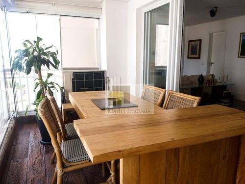 Imagem 1 de 30 de Apartamento Com 2 Dormitórios À Venda, 121 M² Por R$ 1.350.000,00 - Vila Leopoldina - São Paulo/sp - Ap2127