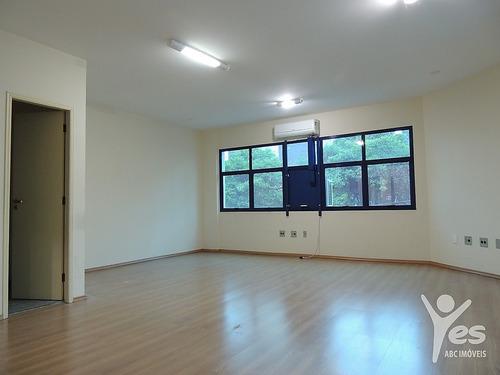 Imagem 1 de 20 de Ref.: 8079 - Sala Comercial, Centro, Santo André, 90m² - 8079