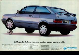 Volkswagen Gol Copa Ñ Ls Ts Gti Gts Gt Fiat Gm Ford Xr3 Gsi