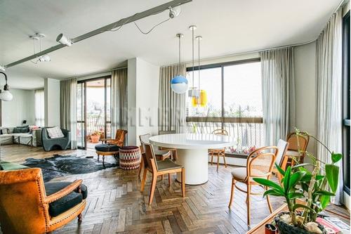 Apartamento - Pinheiros - Ref: 126413 - V-126413