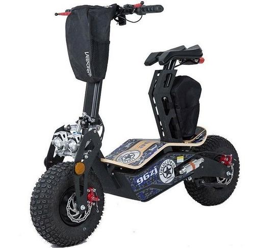Imagen 1 de 1 de Mototec Mad 1600w 48v Electric Scooter