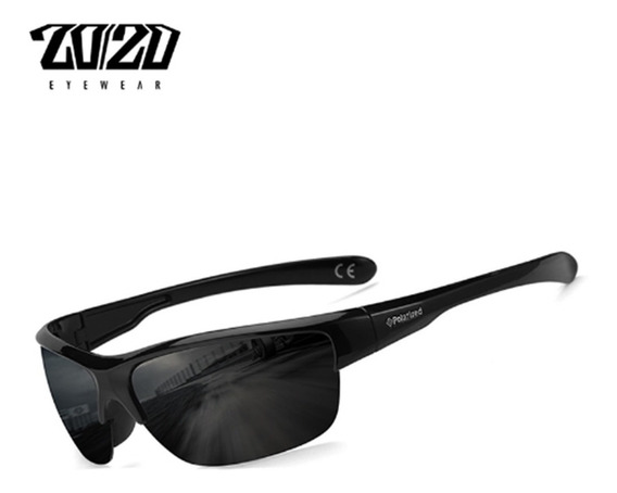 Óculos Sol Masculino Polarizado Uv400 20/20 Pl289 Promoção