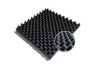 Placa Panel Acústico Espuma X Panel Basic 500 X 500 X 25 Mm