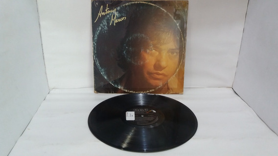 Lp Antonio Marcos / Ano 1982
