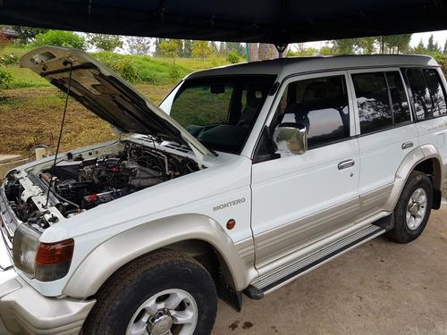 Mitsubishi Montero 2005 3.0 V43 Wagon