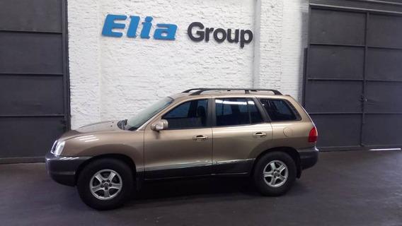 Santa Fe 2.7 V6 4wd Elia Group