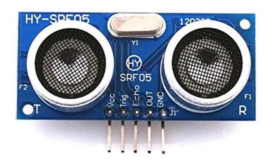 Sensor Ultrassônico De Distância Hy-srf05 Shield Arduino