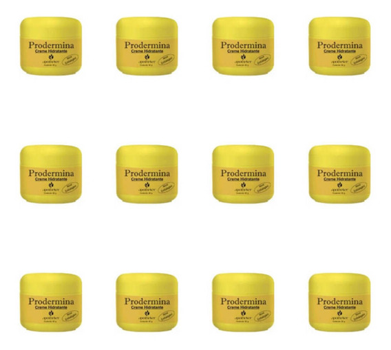 Guarujá Prodermina Creme P/ Pés 50g (kit C/12)