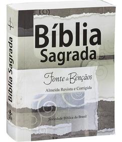 Kit 10 Bíblias Sagrada Pequena / Para Evangelizar - Brochura