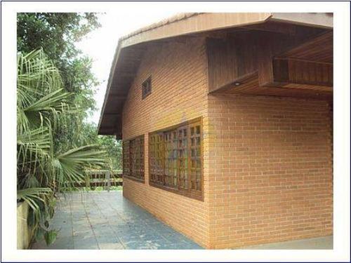 Chácara Residencial À Venda Em Condomínio Fechado Mairiporã, Ch0077. - Ch0077